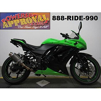 2009 Kawasaki Ninja 250R for sale 200712213