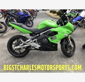 Kawasaki Ninja 650r Motorcycles For Sale Motorcycles On