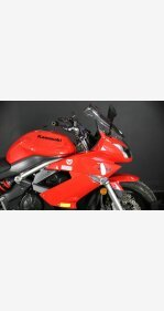 2009 Kawasaki Ninja 650R for sale 200987917
