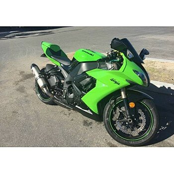 2009 Kawasaki Ninja ZX-10R for sale 200510999