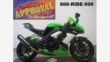 2009 Kawasaki Ninja ZX-10R for sale 200489460