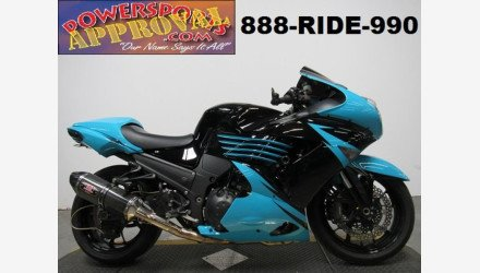 2009 Kawasaki Ninja ZX-14 for sale 200682010