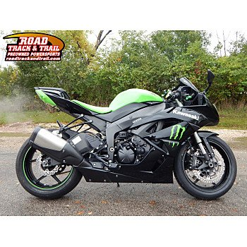 2009 Kawasaki Ninja ZX-6R for sale 200633995