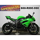 2009 Kawasaki Ninja ZX-6R for sale 200626061