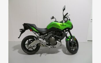 2009 Kawasaki Versys for sale 200617356