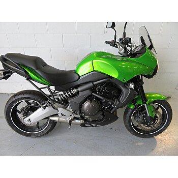 2009 Kawasaki Versys for sale 200627947