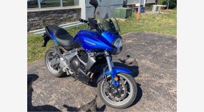 2009 Kawasaki Versys for sale 201103691