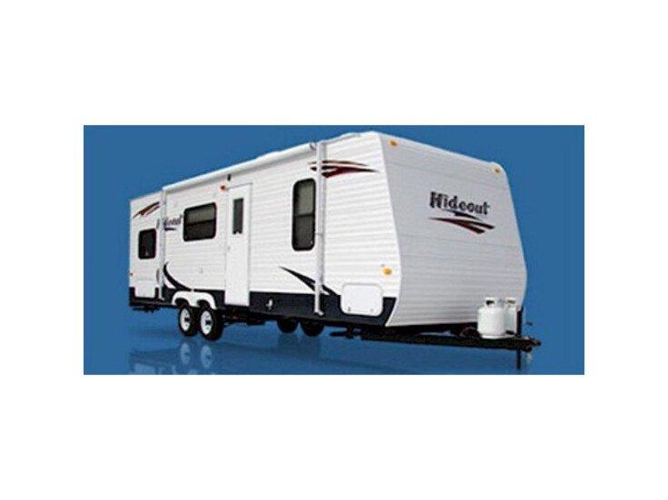 2009 Keystone Hideout 38BHDS specifications