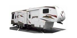 2009 Keystone Raptor 3600RL specifications