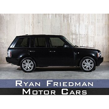 2009 Land Rover Range Rover Supercharged for sale 101023667