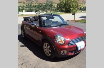 2009 MINI Cooper Convertible for sale 100762772