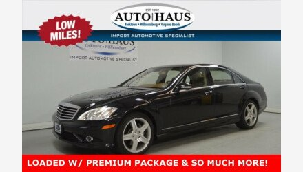 2009 Mercedes-Benz S550 for sale 101208624