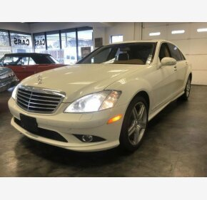 2009 Mercedes-Benz S550 4MATIC for sale 101316281