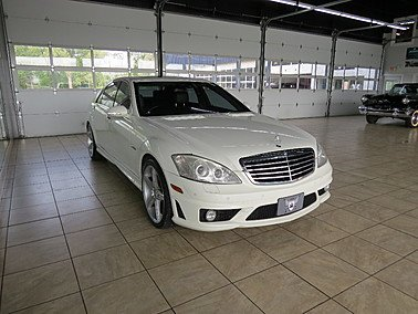 2009 Mercedes-Benz S63 AMG for sale 101396683