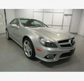 2009 Mercedes-Benz SL550 for sale 101013126