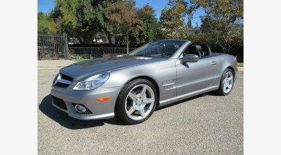 2009 Mercedes-Benz SL550 for sale 101227891