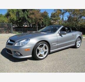 2009 Mercedes-Benz SL550 for sale 101227891