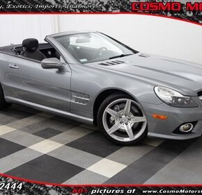 2009 Mercedes-Benz SL550 for sale 101423080