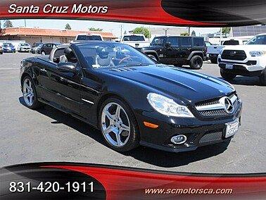 2009 Mercedes-Benz SL550 for sale 101564065