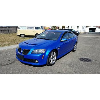 2009 Pontiac G8 for sale 101118451