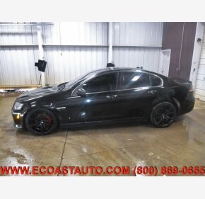2009 Pontiac G8 for sale 101227438