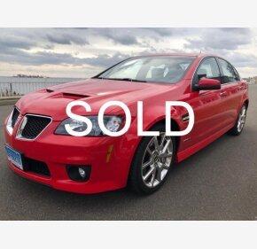 2009 Pontiac G8 GXP for sale 101278083