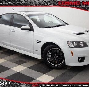 2009 Pontiac G8 for sale 101402056