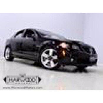 2009 Pontiac G8 for sale 101493737