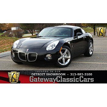 2009 Pontiac Solstice Coupe for sale 101058265