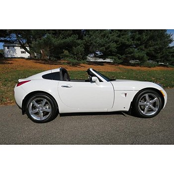 2009 Pontiac Solstice GXP Coupe for sale 100817925