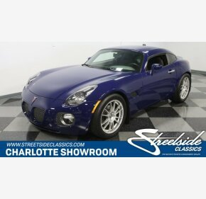 2009 Pontiac Solstice for sale 101167799