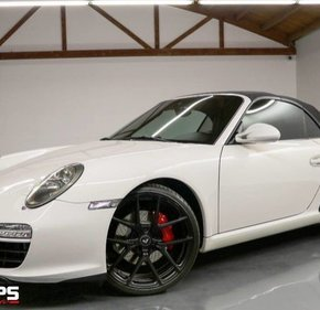 2009 Porsche 911 Cabriolet for sale 101183019