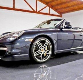 2009 Porsche 911 Turbo Cabriolet for sale 101200477