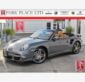 2009 Porsche 911 Turbo Cabriolet for sale 101235052