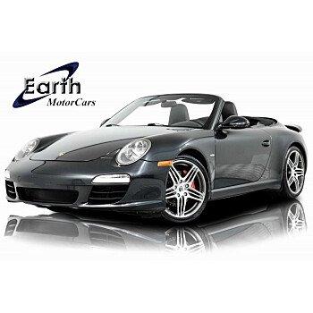 2009 Porsche 911 Cabriolet for sale 101241588