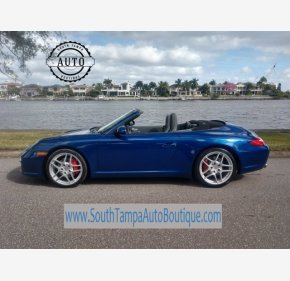 2009 Porsche 911 Cabriolet for sale 101262273