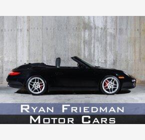 2009 Porsche 911 Cabriolet for sale 101290078