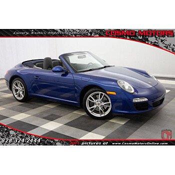 2009 Porsche 911 Cabriolet for sale 101308045
