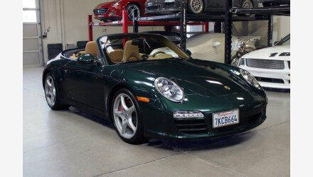 2009 Porsche 911 Cabriolet for sale 101329565