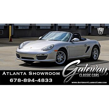 2009 Porsche Boxster for sale 101139495