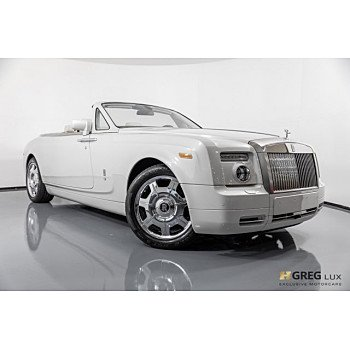 2009 Rolls-Royce Phantom Drophead Coupe for sale 101072261