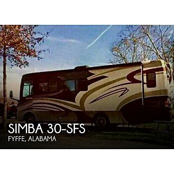 2009 Safari Simba for sale 300213019