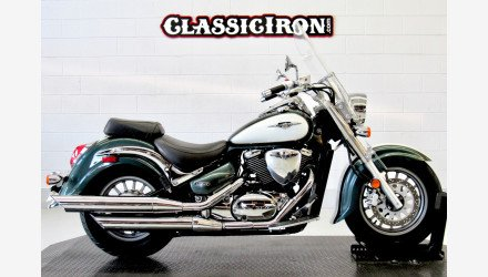 2009 Suzuki Boulevard 800 for sale 200810723