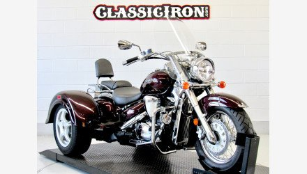 2009 Suzuki Boulevard 800 for sale 200811208