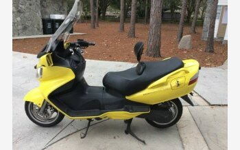 2009 Suzuki Burgman 650 for sale 200518966