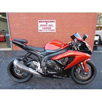 2009 Suzuki GSX-R600 for sale 200662929