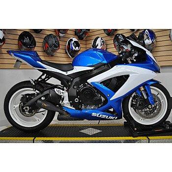 2009 Suzuki GSX-R600 for sale 200690605