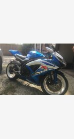 2009 Suzuki GSX-R600 for sale 200630304