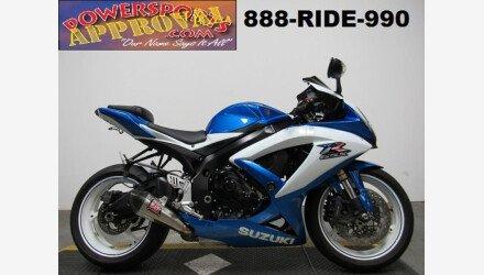 2009 Suzuki GSX-R600 for sale 200656498