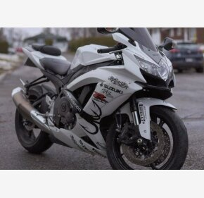 2009 Suzuki GSX-R750 for sale 200732233